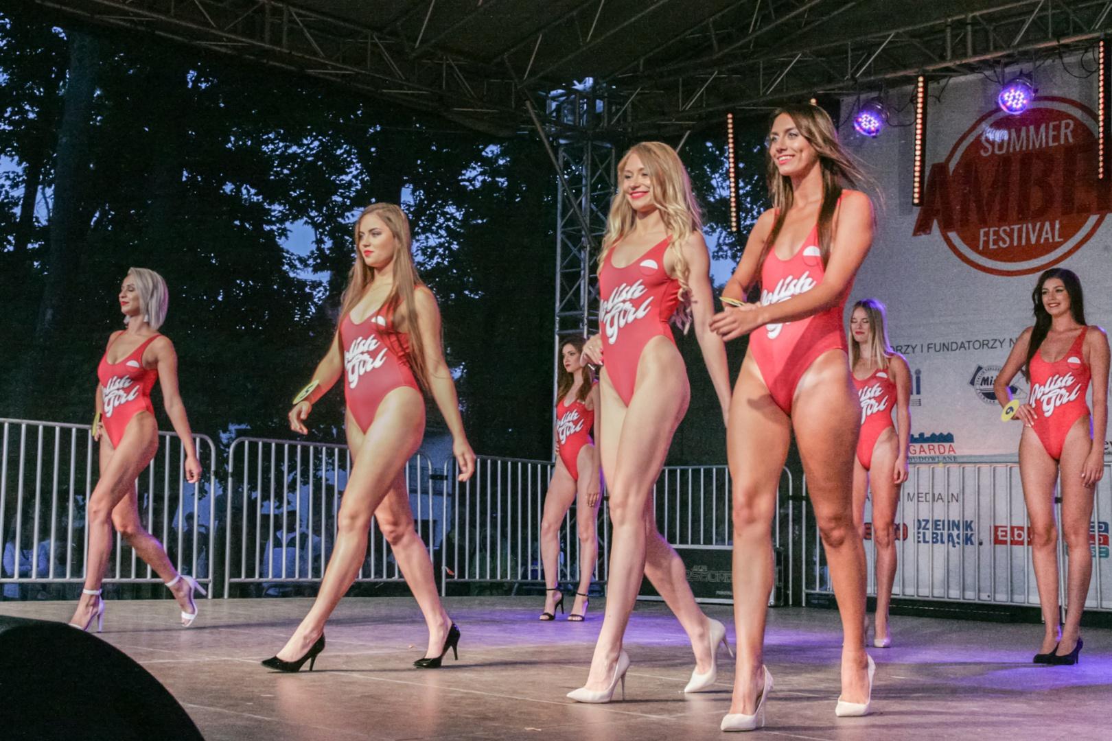 Finał Wyborów Bursztynowej Miss Polsk na Mamry Music Festival 2020